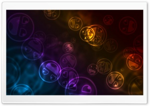 Awesome Bokeh HD Wide Wallpaper for Widescreen