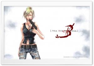 Aya Brea Anime Ultra HD Wallpaper for 4K UHD Widescreen desktop, tablet & smartphone