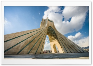 Azadi Tower HD Wide Wallpaper for 4K UHD Widescreen desktop & smartphone
