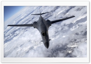 B 1B Lancer Ultra HD Wallpaper for 4K UHD Widescreen desktop, tablet & smartphone