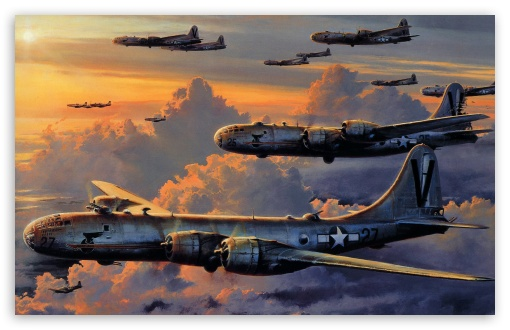 B-29 Superfortress HD wallpaper for Wide 16:10 5:3 Widescreen WHXGA WQXGA WUXGA WXGA WGA ; HD 16:9 High Definition WQHD QWXGA 1080p 900p 720p QHD nHD ; Mobile 5:3 16:9 - WGA WQHD QWXGA 1080p 900p 720p QHD nHD ;