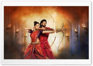 Baahubali 2 The Conclusion HD Wide Wallpaper for Widescreen