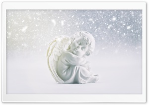 Baby Angel HD Wide Wallpaper for Widescreen