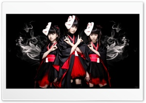 Babymetal HD Wide Wallpaper for Widescreen
