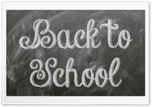 Back To School HD Wide Wallpaper for Widescreen