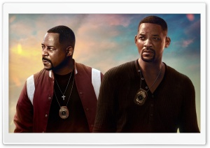 Bad Boys For Life 2020 movie Ultra HD Wallpaper for 4K UHD Widescreen desktop, tablet & smartphone