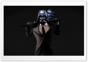 Badass Vader HD Wide Wallpaper for Widescreen