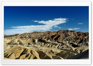 Badlands, Death Valley HD Wide Wallpaper for 4K UHD Widescreen desktop & smartphone