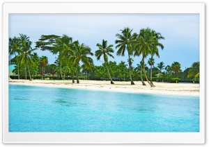 Bahamas Beach HD Wide Wallpaper for Widescreen