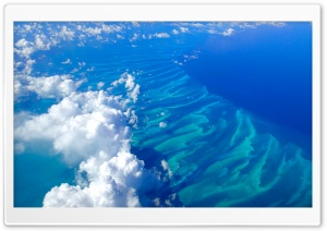 Bahamas Blues HD Wide Wallpaper for Widescreen