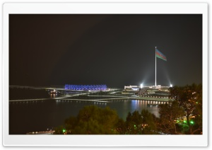 BAKU HD Wide Wallpaper for 4K UHD Widescreen desktop & smartphone