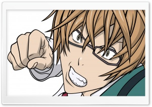 Bakuman HD Wide Wallpaper for Widescreen
