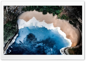 Bali Bay Beach Ultra HD Wallpaper for 4K UHD Widescreen desktop, tablet & smartphone