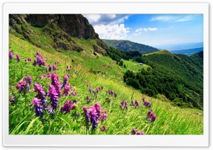 Balkan Mountains - Bulgaria HD Wide Wallpaper for Widescreen