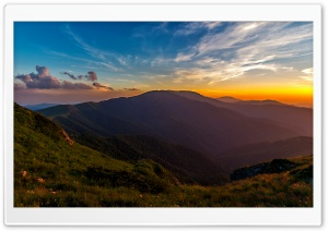 Balkan Mountains - Bulgaria HD Wide Wallpaper for 4K UHD Widescreen desktop & smartphone