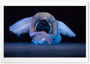 Ballet HD Wide Wallpaper for Widescreen