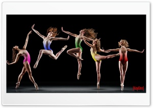Ballets HD Wide Wallpaper for Widescreen