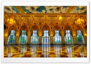 Ballroom HD Wide Wallpaper for Widescreen