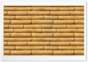 Bamboo Sticks HD Wide Wallpaper for Widescreen