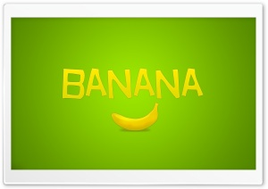 Banana HD Wide Wallpaper for 4K UHD Widescreen desktop & smartphone