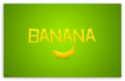 Download Banana UltraHD Wallpaper