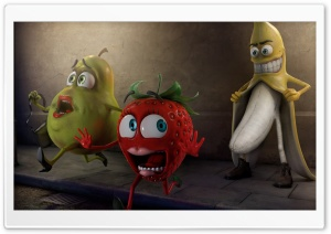 Banana Stalker HD Wide Wallpaper for Widescreen