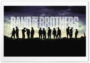 Band Of Brothers HD Wide Wallpaper for Widescreen