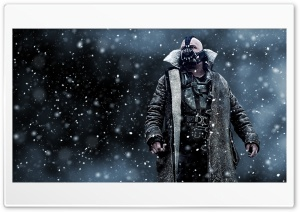 Bane HD Wide Wallpaper for Widescreen