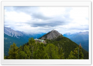 Banff National Park, Alberta HD Wide Wallpaper for Widescreen