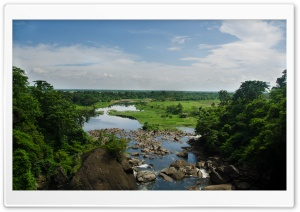 Bangladesh Landscape HD Wide Wallpaper for Widescreen