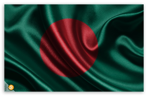 Bangladesh National Flag HD wallpaper for Wide 16:10 5:3 Widescreen ...