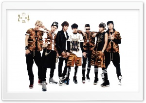 Bangtan Boys HD Wide Wallpaper for Widescreen