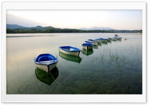 Banyoles HD Wide Wallpaper for Widescreen