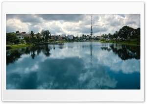 Bao Loc town Ultra HD Wallpaper for 4K UHD Widescreen desktop, tablet & smartphone