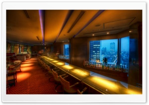 Bar Space HD Wide Wallpaper for Widescreen