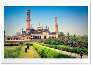 Bara Imambara HD Wide Wallpaper for 4K UHD Widescreen desktop & smartphone
