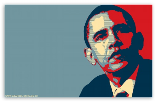 Barack Obama HD wallpaper for Wide 16:10 Widescreen WHXGA WQXGA WUXGA WXGA ;