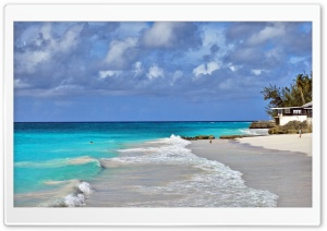 Barbados Beach HD Wide Wallpaper for Widescreen