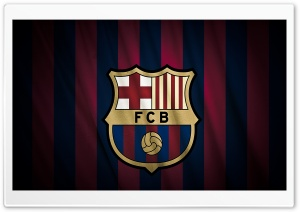 Barcelona F.C HD Wide Wallpaper for Widescreen