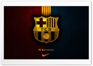 BarcelonaFC HD Wide Wallpaper for Widescreen