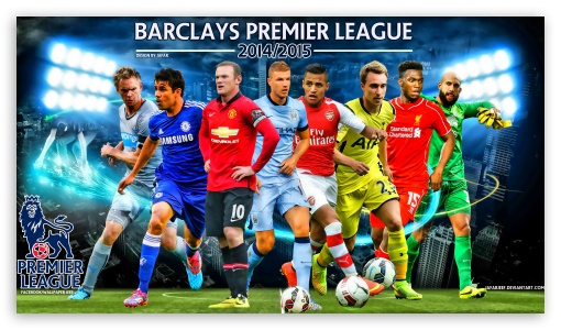 Barclays Premier League 2014-2015 ❤ 4K UHD Wallpaper for 4K UHD 16:9 Ultra High Definition 2160p 1440p 1080p 900p 720p ;