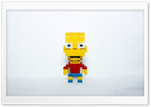 Bart Simpson HD Wide Wallpaper for Widescreen