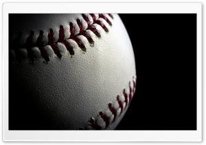 Baseball Ball HD Wide Wallpaper for Widescreen