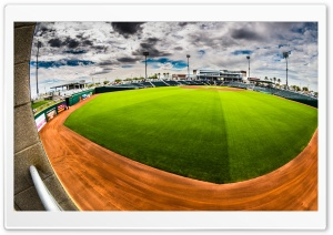 Baseball Field HD Wide Wallpaper for 4K UHD Widescreen desktop & smartphone
