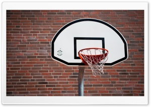 Basketball Hoop HD Wide Wallpaper for 4K UHD Widescreen desktop & smartphone