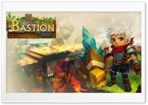 Bastion HD Wide Wallpaper for Widescreen