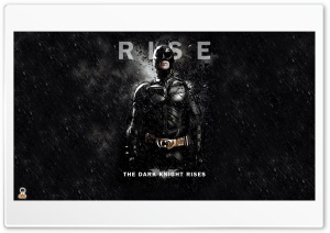 Bat Man The Dark Knight Rises HD Wide Wallpaper for Widescreen