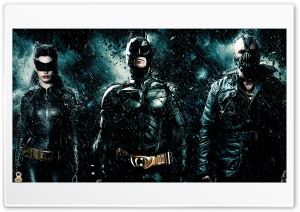 Bat Man The Dark Knight Rises. HD Wide Wallpaper for Widescreen
