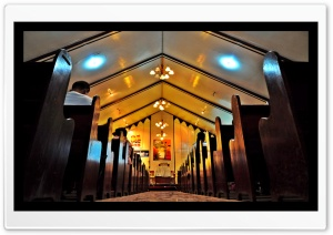 Batangas City Adventist Church HD Wide Wallpaper for Widescreen