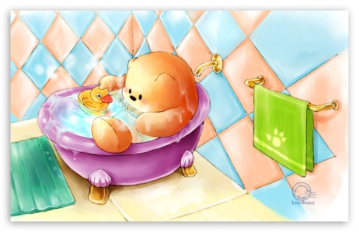 Bathe With Ducky HD wallpaper for Wide 16:10 5:3 Widescreen WHXGA WQXGA WUXGA WXGA WGA ; HD 16:9 High Definition WQHD QWXGA 1080p 900p 720p QHD nHD ; Standard 4:3 5:4 3:2 Fullscreen UXGA XGA SVGA QSXGA SXGA DVGA HVGA HQVGA devices ( Apple PowerBook G4 iPhone 4 3G 3GS iPod Touch ) ; iPad 1/2/Mini ; Mobile 4:3 5:3 3:2 16:9 5:4 - UXGA XGA SVGA WGA DVGA HVGA HQVGA devices ( Apple PowerBook G4 iPhone 4 3G 3GS iPod Touch ) WQHD QWXGA 1080p 900p 720p QHD nHD QSXGA SXGA ;